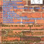 Escobar, Viviana - Derecho a la vivienda