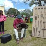 Fiesta popular del picapedrero - herramientas